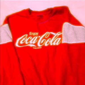 Super cute Coca Cola sweater ❤️❤️😩